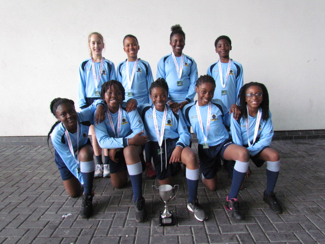 Greenwich Primary Schools' Netball League